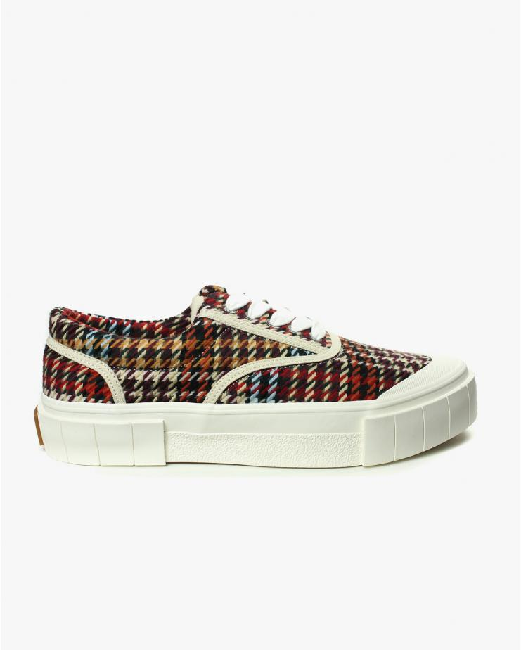 Opal Check Shoes