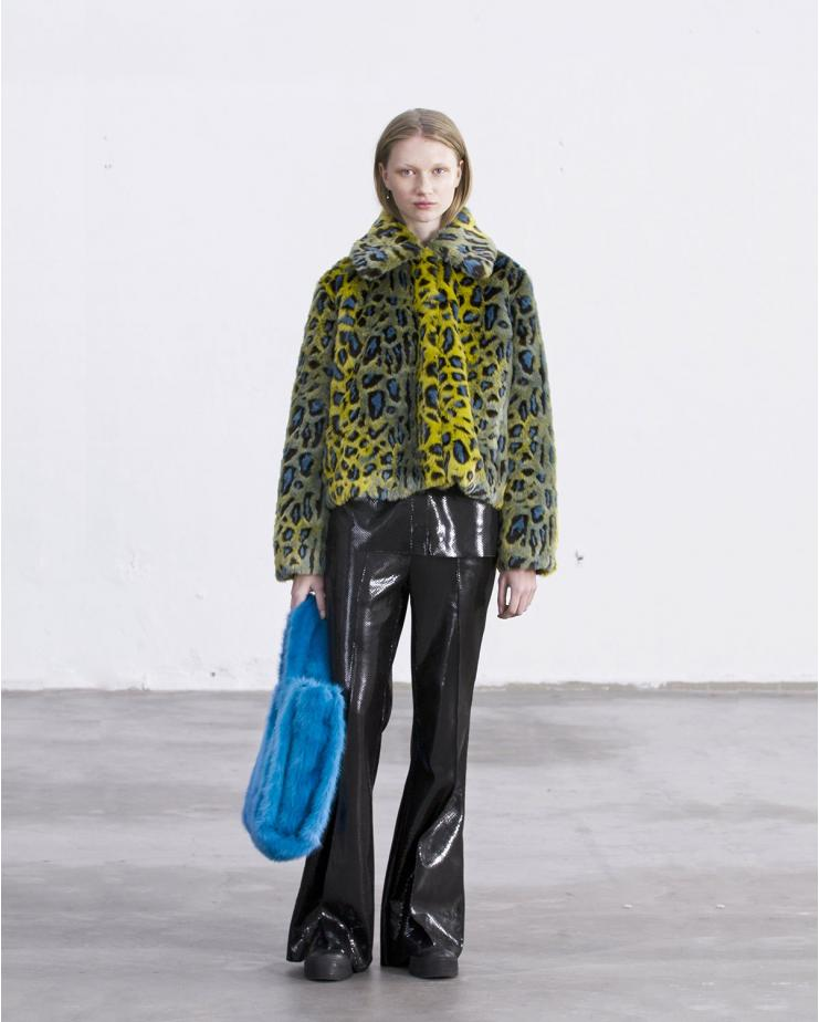 Marcella Jacket Leopard