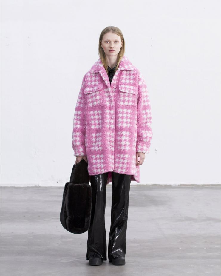 Sabi Jacket Bubblegum Pink