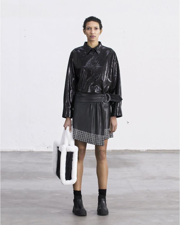 Kim Skirt Black