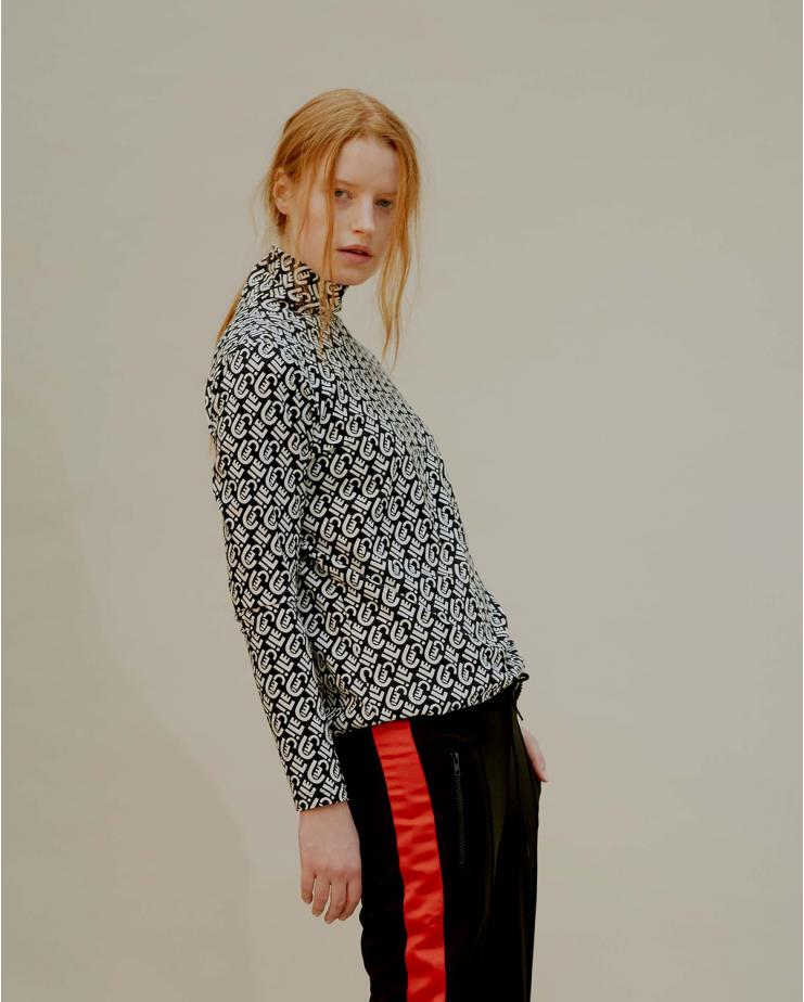 Cecile All Over T Shirt