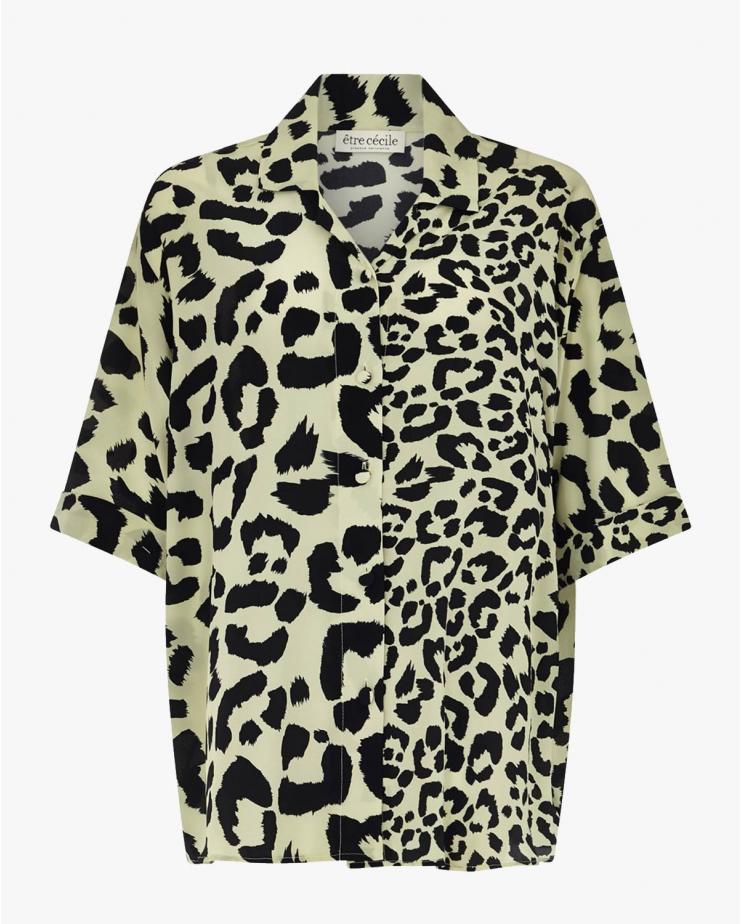 Cheetah Fleur Shirt