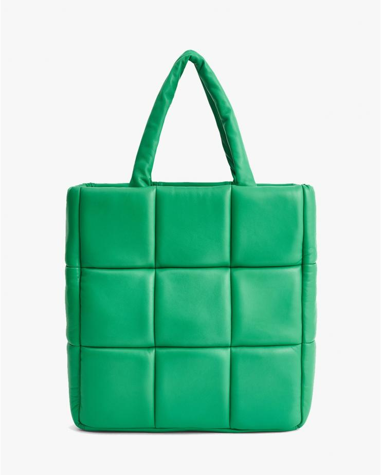 Assante Bright Green Bag