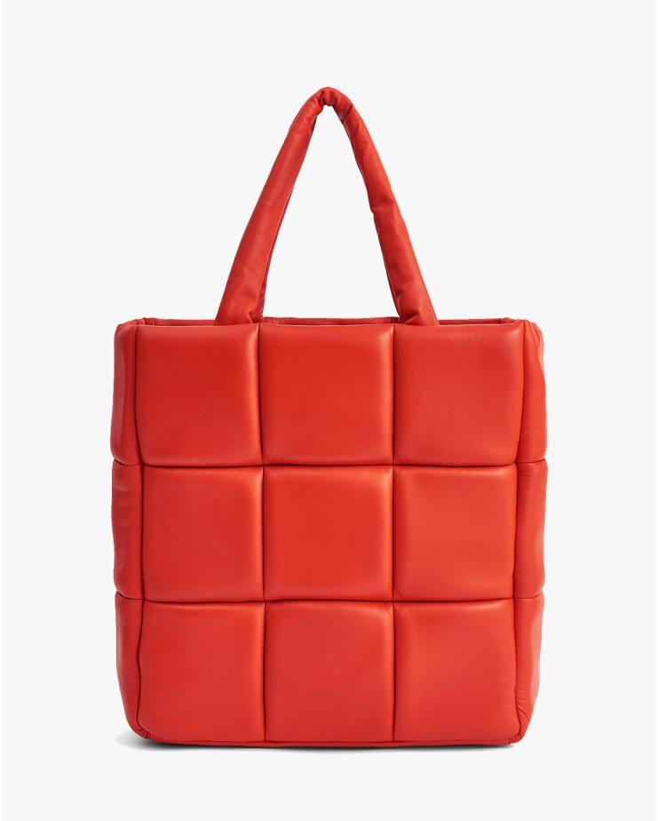 Assante Bag Ruby Red