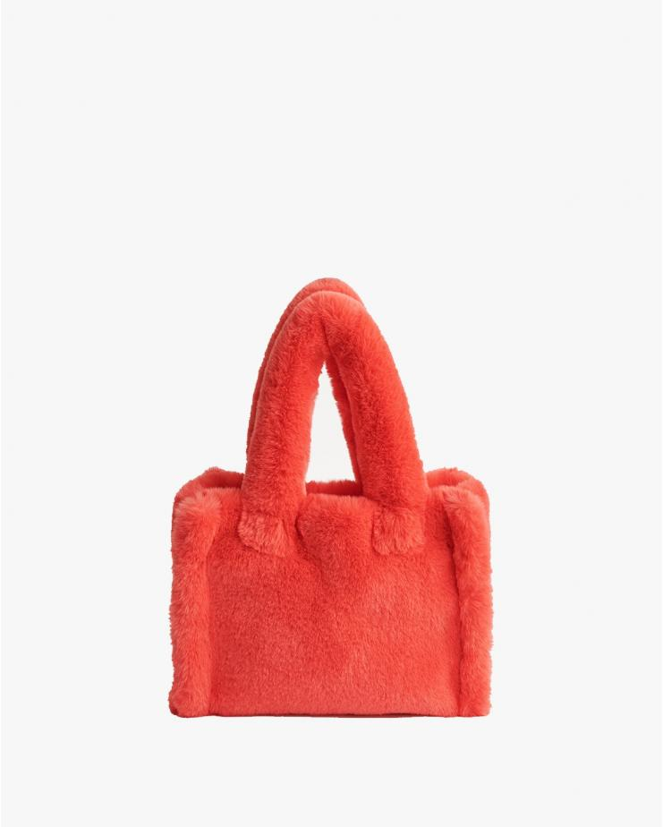 Liz Bag Raspberry Red