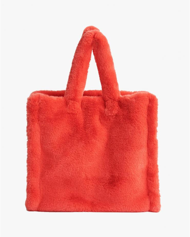 Lola Bag Raspberry Red