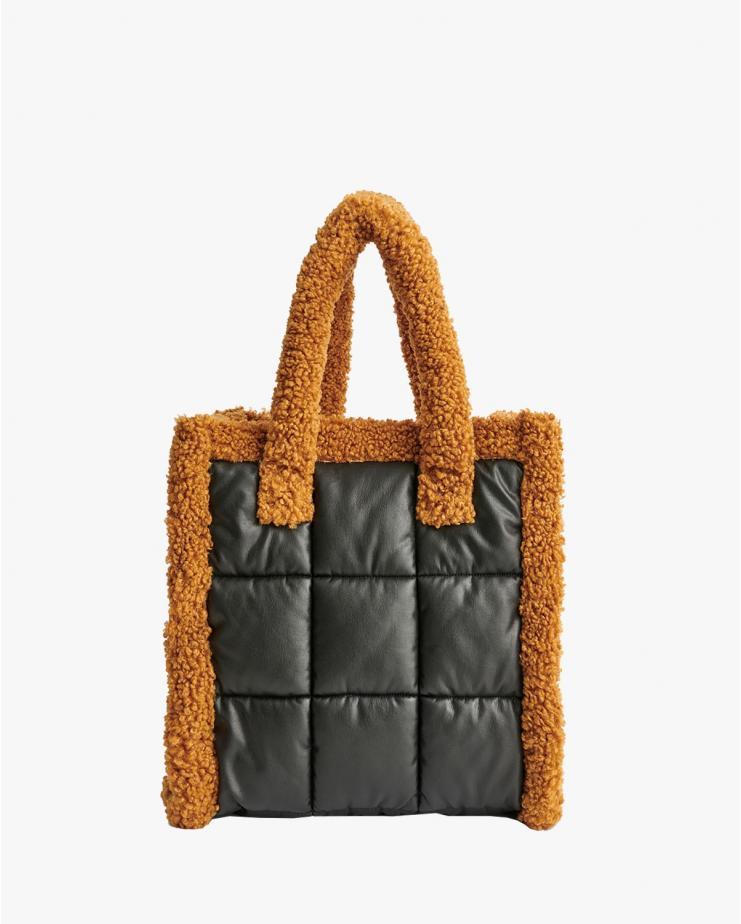 Lolita Bag Quilt Black &...