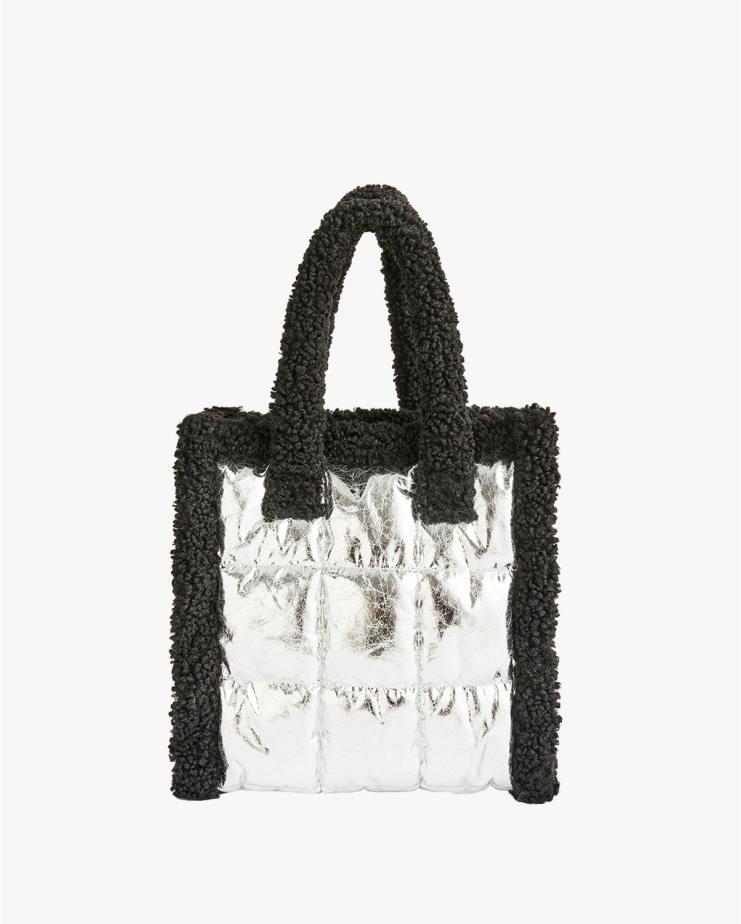Lolita Bag Metallic Silver...