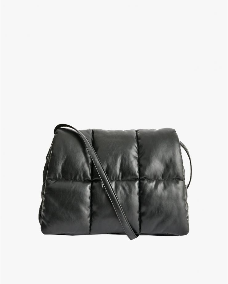 Wanda Clutch Bag Black