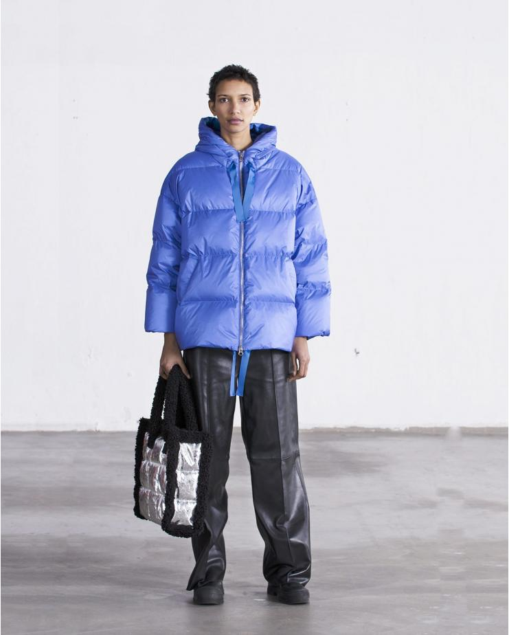 Adelina Jacket Cobalt Blue