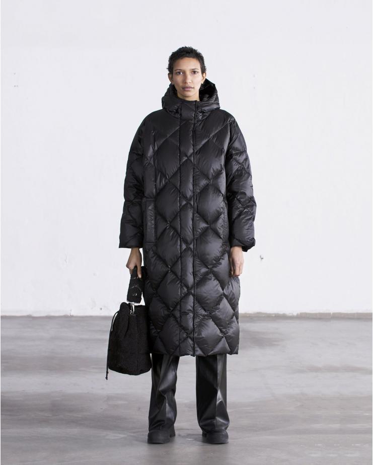 Farrah Coat Black