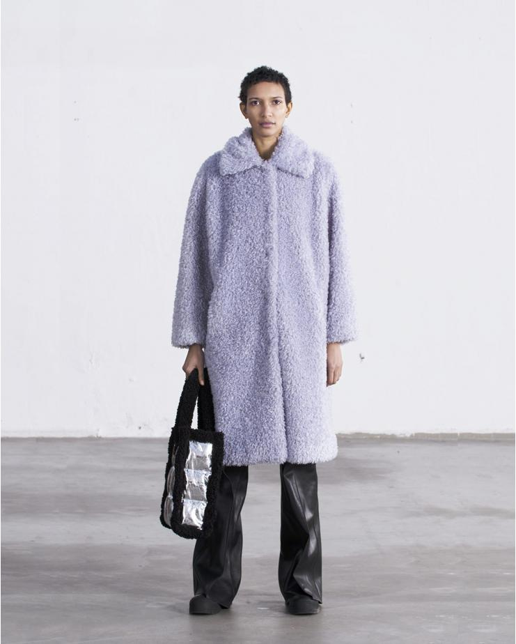 Maxine Coat Lilac
