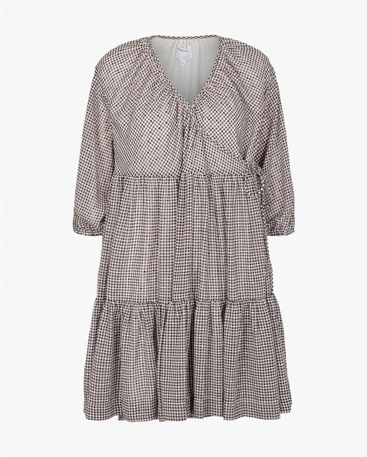 Kiely Wrap Dress