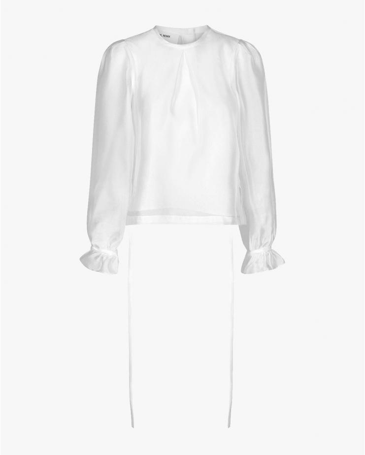Enola Blouse White