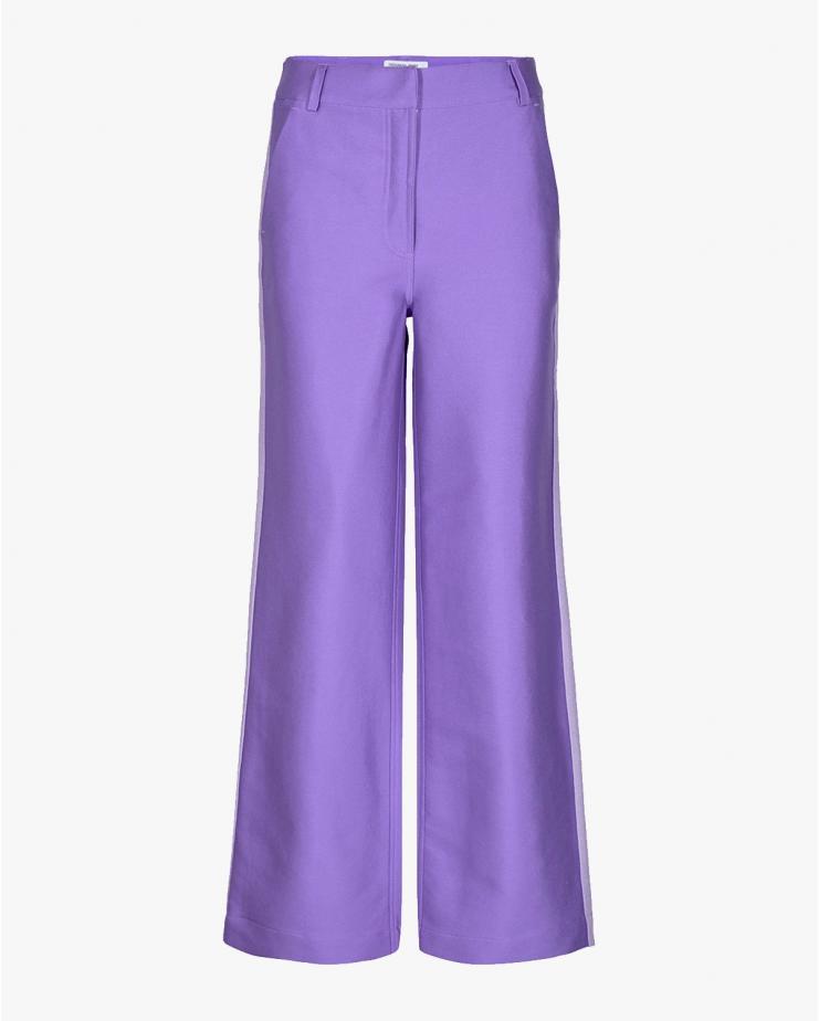 Hailey Flare Purple