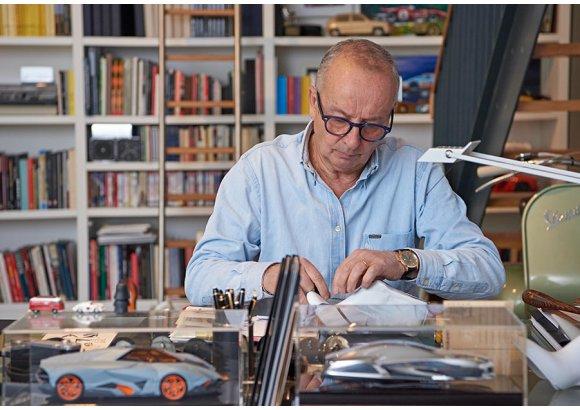 In Conversation with: Walter de Silva